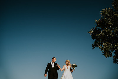 Shannon & Billy Wedding Day