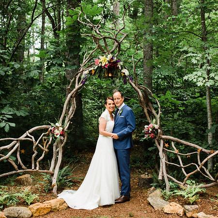Ad, Asheville Wedding Guide, Jennifer Callahan Photography
