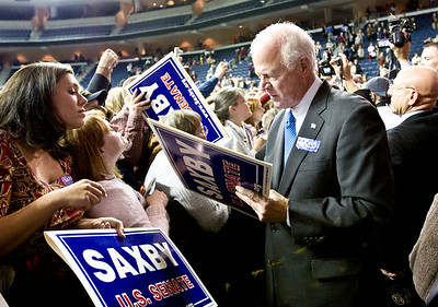 Saxby Chambliss For Senate With Sarah Palin