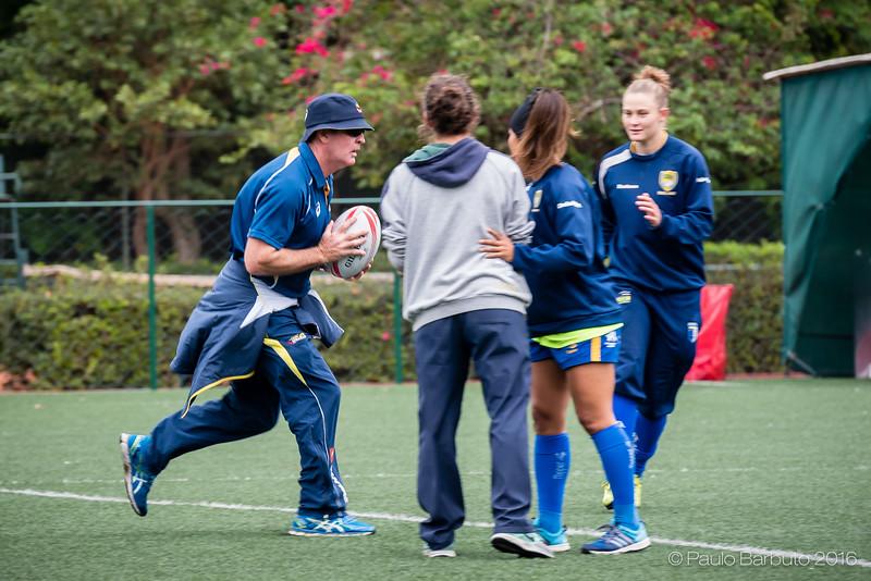 Australia now - Rugby Workshop - Abril 2016