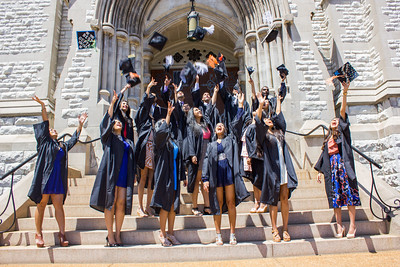 SLU ISA Class of 2015 Group Photos