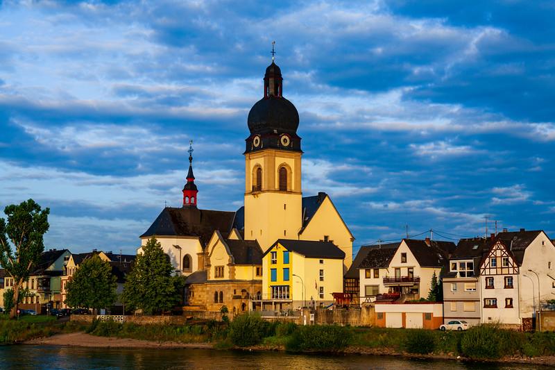 The Romantic Rhine