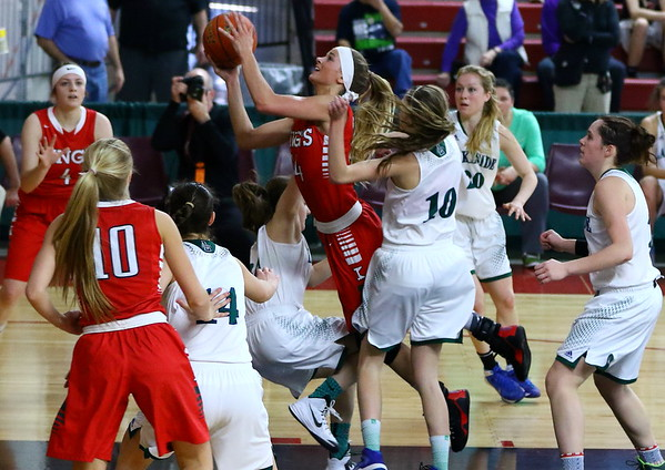 WIAA 2015 1A and 2A State Basketball Championships