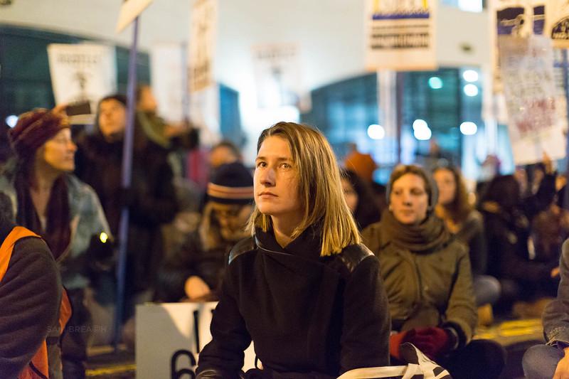 Protests Marches Vigils copyright Sam Breach 2016-20170126 - T48A0466 -We Resist No KXL no DAPL - photographed by Sam Breach 2017.jpg