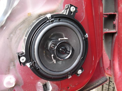 Dodge Speaker Installations