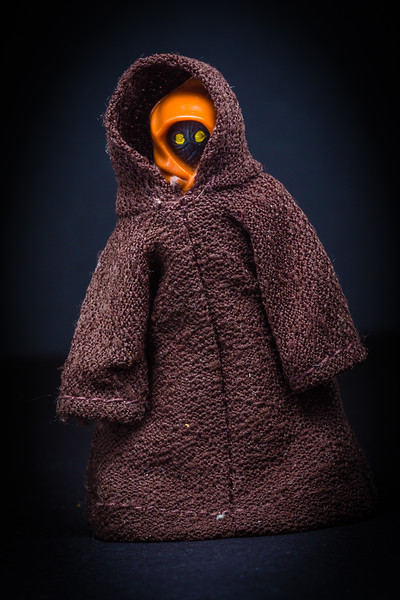 Star Wars Day - May the Fourth Be With You.  A jawa, desert scavenger of Tatooine. [JOSEPH FORZANO/palmbeachpost.com]