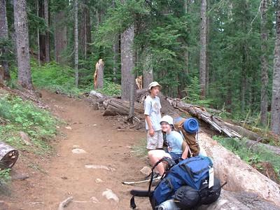 Duffy Lake Backpack