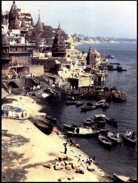 avimukta burning ghat