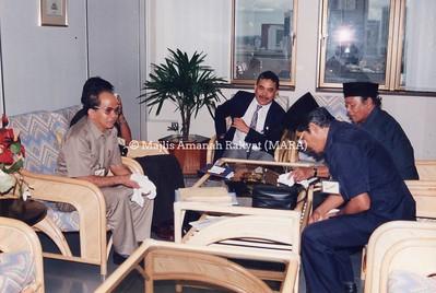 1994 - LAWATAN DARI ACHEH KE IBU PEJABAT MARA
