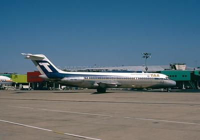 TAA - Trans Australia Airlines