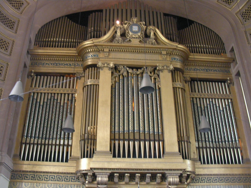 Newberry Organ