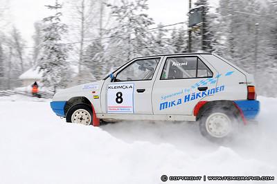 16.01.2011 | XII Toivakka rallisprint, Toivakka