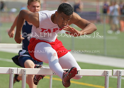Track & Field - Boerne ISD Relays (2011)