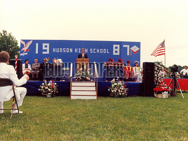 Hudson High School 1987 Graduation Pictures - contributed by Monique Laurens