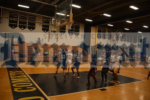 Fallsburg vs O'neil girls basketball