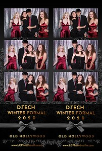 D.TECH Winter Formal