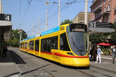 Trams of Basel