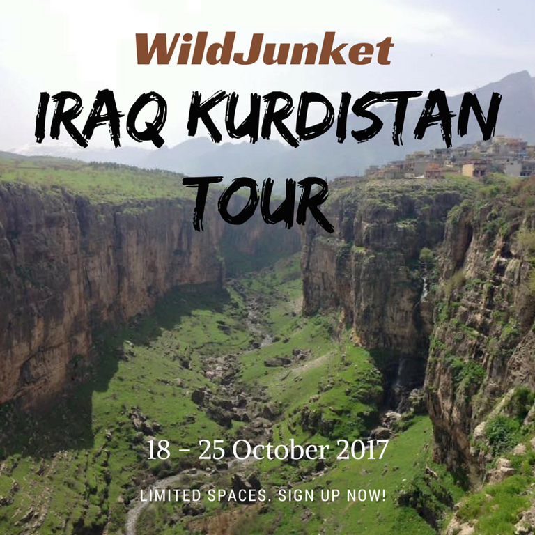 travel iraqi kurdistan