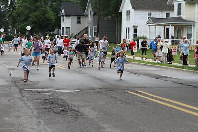 Kids' Run - 2013 Plymouth YMCA Father's Day Run