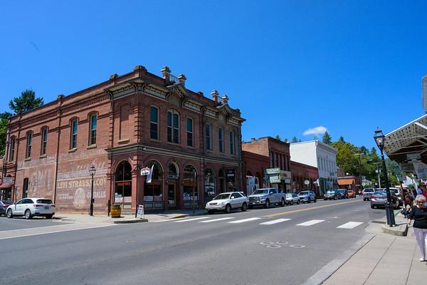 Jacksonville Oregon - Historic Town