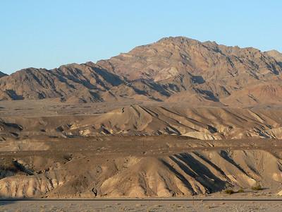 Death Valley, March 21-23, 2008