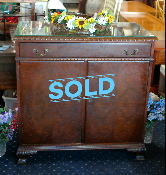 Vintage Stow Davis Cabinet