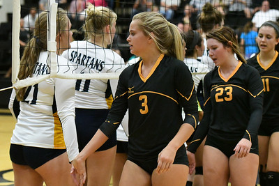 Volleyball - LHS 2017-18 - Battle Ozone