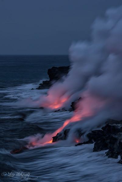Visiting Pele - Hawaiian Goddess of Fire