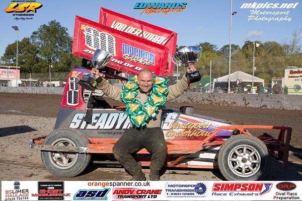 BriSCA F2 World of Shale