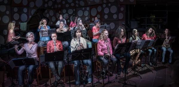 Jazzmin's Big Band