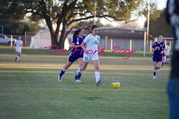 Lady Eagles vs Boerne