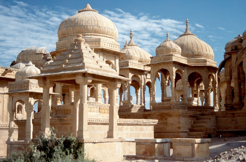 India - Rajistan - Desert Tombs.jpg