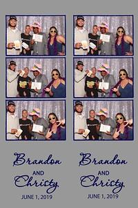 Brandon & Christy's Wedding