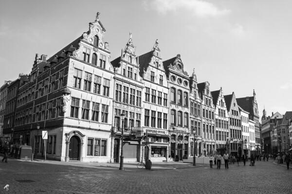 A Weekend in Antwerpen