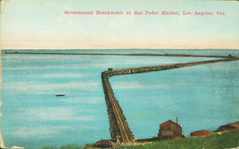 Government Breakwater