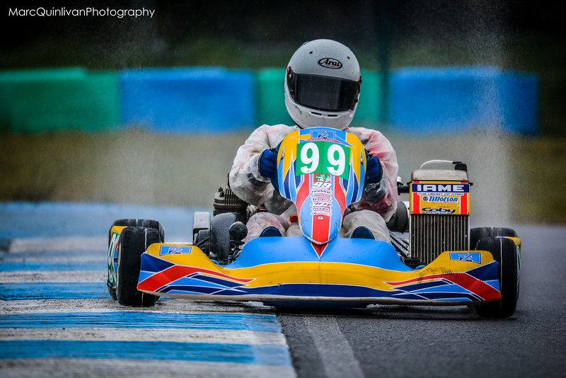 Motorsport Ireland Karting Championship 2016 - Round 2 - Whiteriver