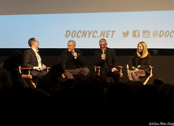 """""""Jay Myself"""" Screening at DOCNYC November 2018"""