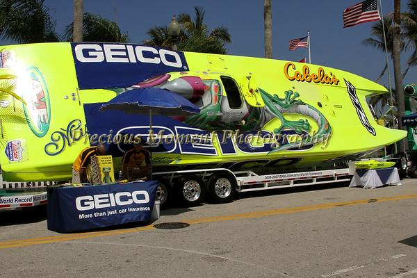 West Palm Beach Boat Show 2011