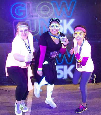 Glow Run Tuscaloosa 2015