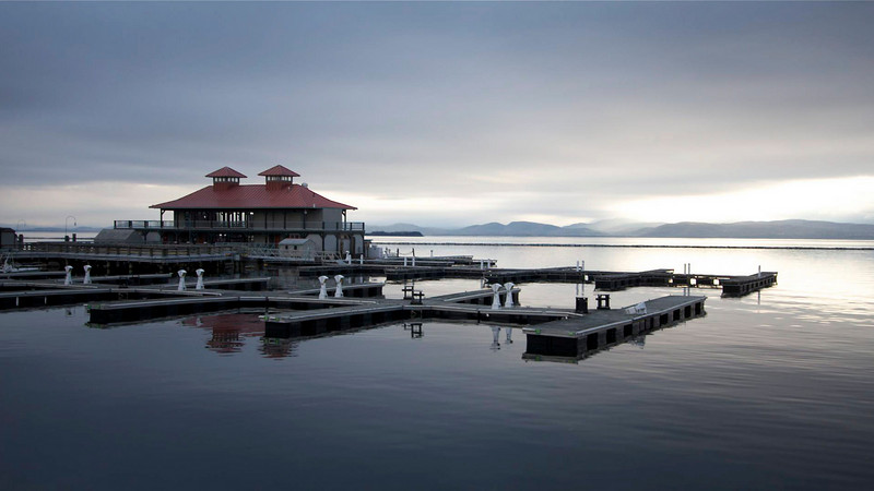 Burlington Boat House