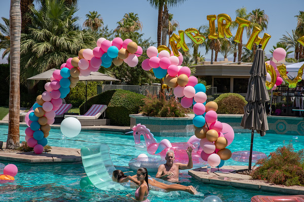Amber's Birthday Party