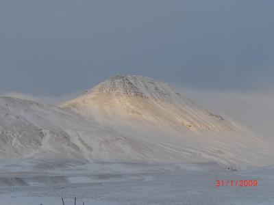 Móskarðshnjúkar 31. jan '09
