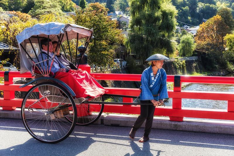 Takayama Rickshaw