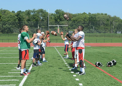 Germantown Academy kicks off Pre-Season Football