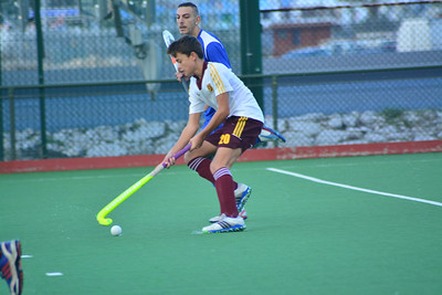 Hockey - Division Two - Navy Seals v Grammarians
