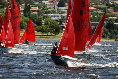 AUS Mirror Nationals 2007/8