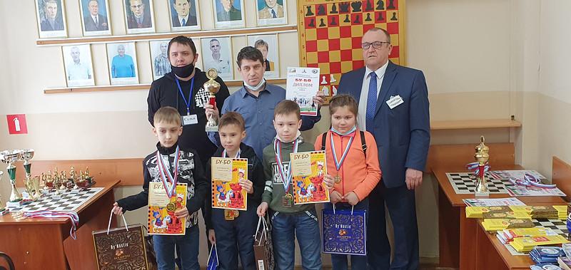 2021.03 - Бугульма. Шахматный турнир БУ-БО