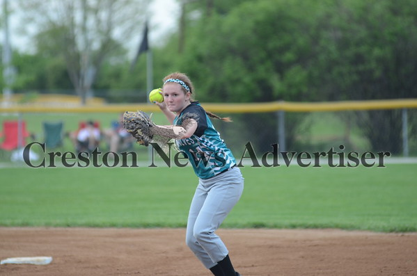 05-27 Creston-SW Valley softball