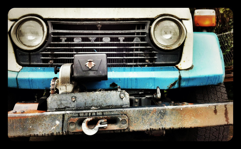 winched (iPhoneography)
