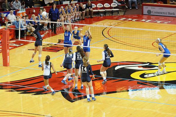 11/13/2010 Varsity Volleyball - State
